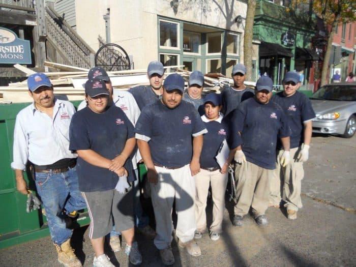 Cleaning crew Northfield